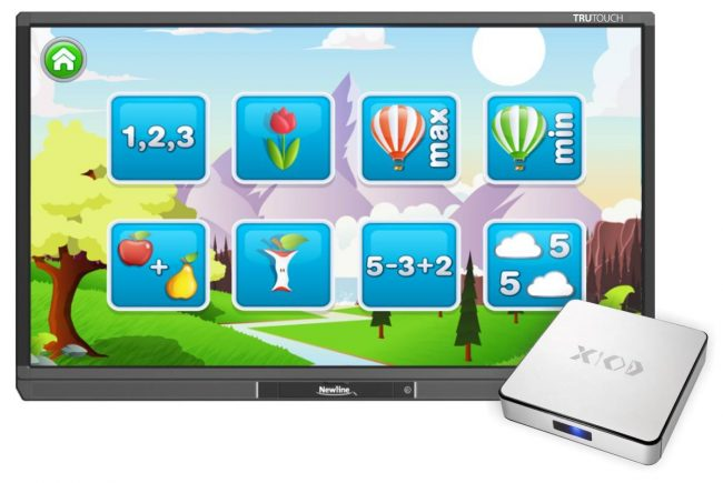 Android PC X10D