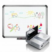 Tablica Newline TruBoard R5-800PC + projektor BenQ MX842UST